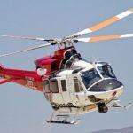 Аренда Bell 412EPI на бейсбольный матч