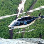 Аренда Bell 206L4 на бейсбольный матч