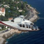 Аренда Airbus Helicopters H155 на бейсбольный матч