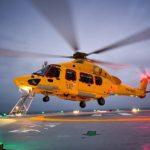 Аренда Airbus Helicopters H175 на бейсбольный матч