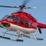 Аренда Bell 407GX на бейсбольный матч